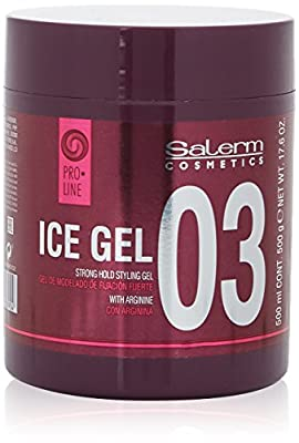 Salerm Cosmetics Ice Strong
