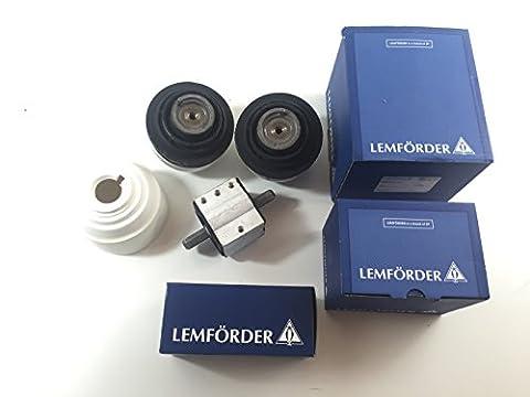 2x Motor/Gearbox Mount Lemförder S211W211W203S203W220W221etc.