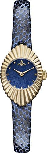 Vivienne Westwood VV096NVNV - Reloj para mujeres, correa de cuero