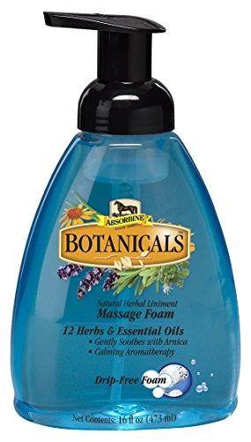 Absorbine 427855 BotanicalsMassage Scahum, 475 ml