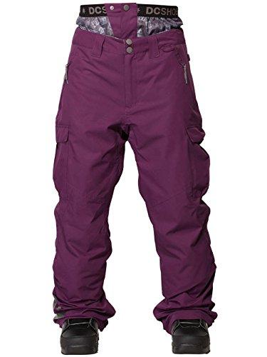 DC Shoes Donon 14-Pantaloni da sci, Viola - Purple pennant, M