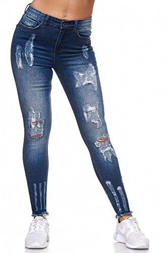 Destroyed Jeans Damen High Waist Test 2020 ▷ Die Top 7