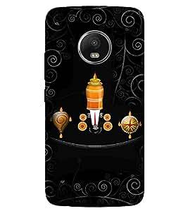 For Motorola Moto G5 Plus Plus bala ji ( ) Printed Designer Back Case Cover By CHAPLOOS