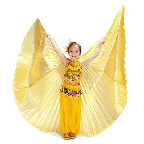 8b09e811f9390 avec bâton ajustable multicolore isis ailes 360 degrés femmes led ...