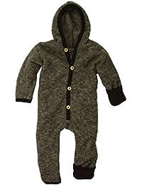 Baby Overall aus Wollfleece kbT von Cosilana Wollbody®