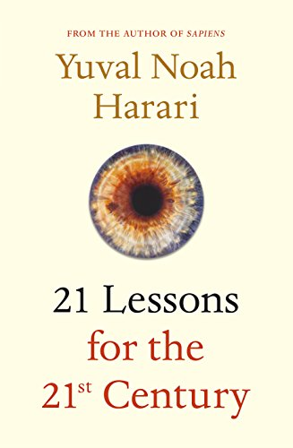 21 Lessons For The 21st Century por Harari Yuval Noah