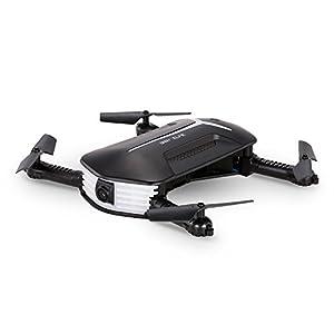Goolsky JJR/C H37 Mini 6-Axis Gyro BABY ELFIE WIFI FPV 720P Camera Quadcopter Foldable G-sensor Mini RC Selfie Drone by Goolsky