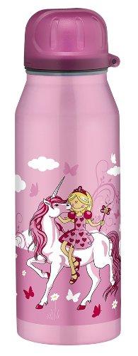 Alfi 5337677035 Isolier-Trinkflasche edelstahl (0,35 Liter) einhorn
