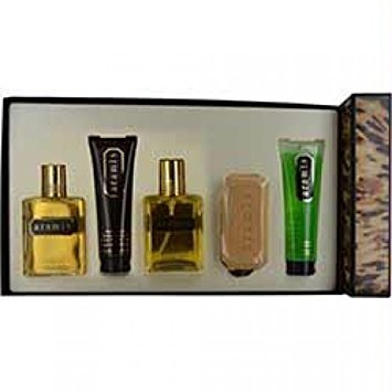 Aramis By Aramis Edt Spray 3.7 Oz & Aftershave 4.1 Oz & Aftershave Moisture Balm 3.4 Oz & Body...