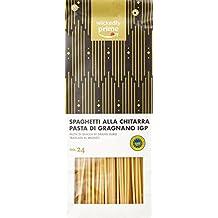 Marchio Amazon - Wickedly Prime - Spaghetti alla Chitarra Pasta di Gragnano IGP, 500gx6