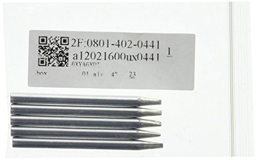 Meißel Design 40W Schweißen Austauschbare Lötkolben Tip 5PCS