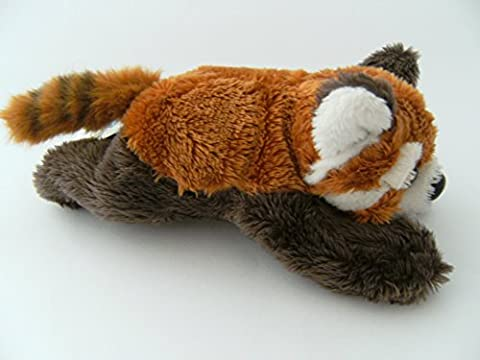 Stofftier roter Panda 15 cm, Pettie, Kuscheltier, Plüschtier
