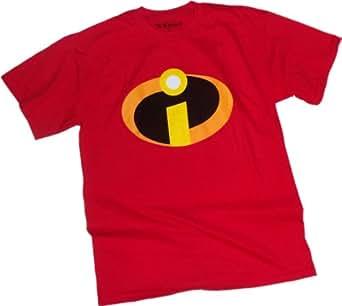 The incredibles logo t shirt clothing for Pixar logo t shirt