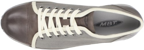 MBT Nafasi Chaussures pour femme Gris Gris - Gull Gray
