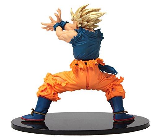 Dragon Ball Z Son Goku Scultures BIG Figura 4