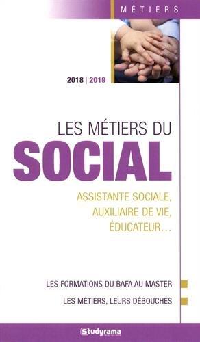 Les métiers du social par  (Broché - May 9, 2018)