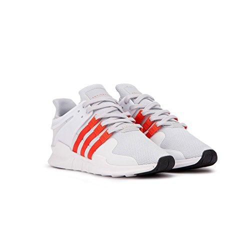 Adidas Apoio Eqt Adv Herren Sneaker Schwarz Grau (claro Cinza / Laranja Negrito / Calçados Brancos)