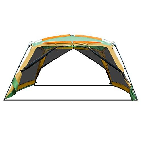 ZALIANG Zhangpeng Outdoor Pergola Camping 8-10 Personen Grill Markise tragbare Falten Strand Regenzelt großen Raum -