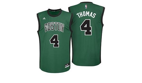 purchase cheap 2a424 8978e Boston Celtics Alternate Replica Jersey - Isaiah Thomas ...