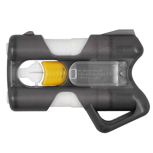 Pfefferspray-Pistole Guardian Angel 3 mit Aufbewahrungsbox aus Metall Tierabwehr-Gerät