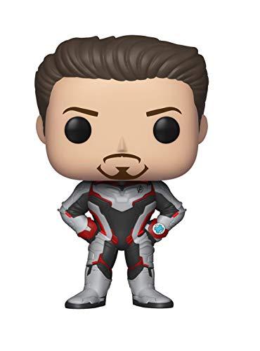 Funko 36660 POP Bobble: Avengers Endgame: Tony Stark Sammelfiguren, Multi