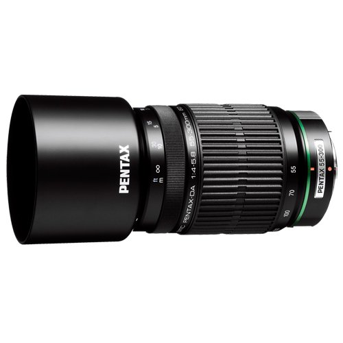 Bargain PENTAX DA 55-300mmF4-5.8ED(with case, hood, CAP) Reviews