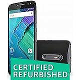 (Certified REFURBISHED) Motorola Moto X Style (Black, 32GB)