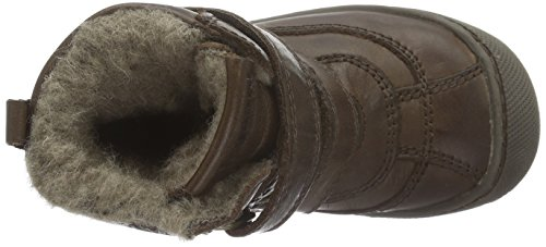 Bisgaard 61016216, Bottes de Neige Mixte Enfant 301 Brown