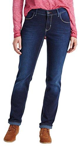 Pioneer Damen Sally Jeanshose, Blau (Dark Blue 467), W34/L34 Pioneer-boot-jean
