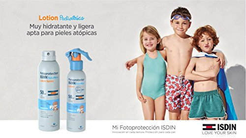 Fotoprotector ISDIN Pediatrics Lotion Spray&Play – 200 ml