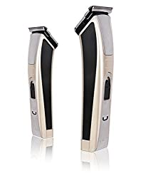 Kemei KM-5017 Rechargeable Professional Hair Trimmer for Men, Women (Color May Vary)