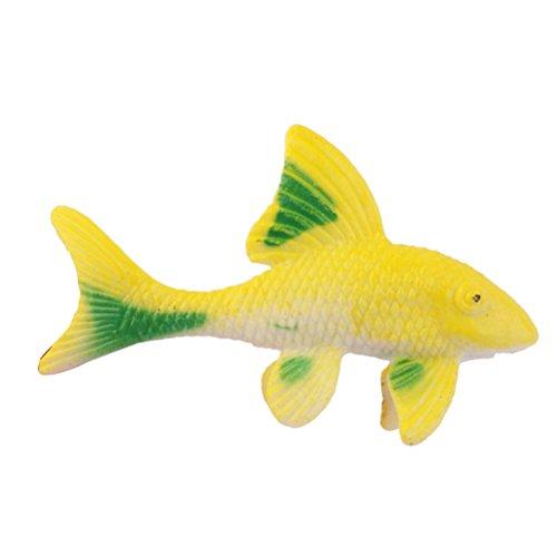 NUOLUX Ozean Tier tropischer Fisch Figur Modell Vorschul-Kinder Spielzeug-Pack 10 - 6