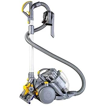 Dyson Dc08 Origin Cylinder Vacuum Cleaner Silver Yellow