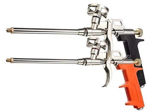 Junww Professionelle Heavy Duty PU-Schaum Gun Grade Expanding Sprühanwendungs- Applicato - Schwarz Spritzpistole Werkzeug