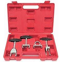 Formulaone 4 stücke Professionelle Zündspule Remover Puller Werkzeuge Set mit Tragetasche für Volkswagen für Audi Car Repair Tools