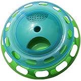 RUN Nueva gato de juguete coger la bola Jugar con juguetes giroscopio del de inteligencia con la bola -Tray locas de bandeja gato juguetes interactivos