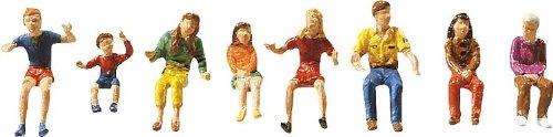 FALLER 153051 - Kirmes-Figuren-Set II