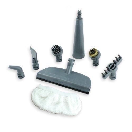 First4Spares – Boquilla para cepillo y almohadilla de limpieza para ventanas, paquete de accesorios para limpiadoras a vapor VAX