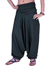 SNS algodón harén pantalón Indian pantalones Yoga Pant