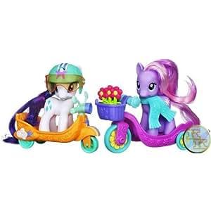 Mon Petit Poney - Pack de deux poney et scooter