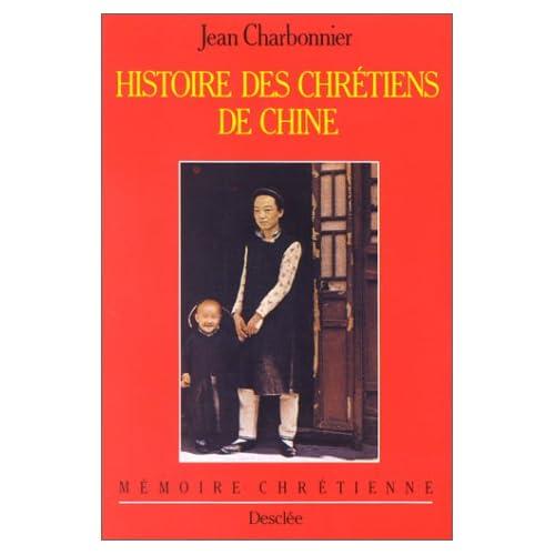 Histoire des chrétiens de Chine