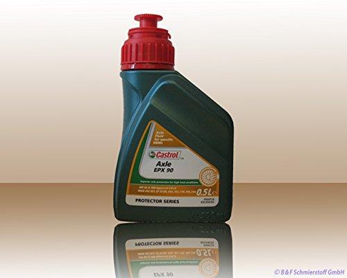 Ad alta pressione olio del cambio Castrol Axle ePX 90, contenuto: 500ml