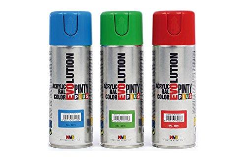 Nvs - Pintura spray acril. 270cc.Verde 6018/231