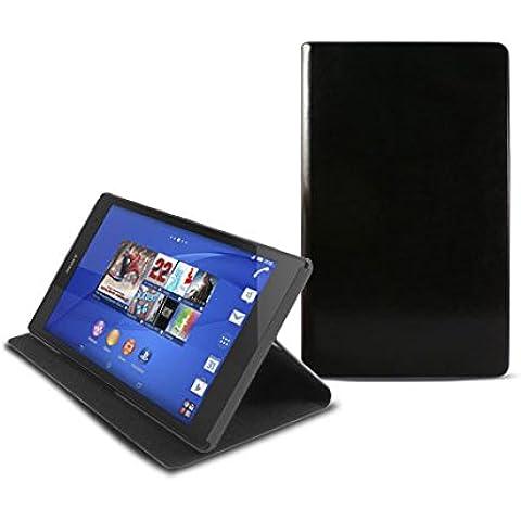Made for Xperia MFX3462FU81 - Funda folio con función soporte para Sony Xperia Z3 Tablet Compact, negro