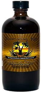 Sunny Isle Jamaican Black Castor Oil Extra Dark 8ounce from Sunny Isle