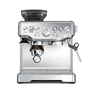 Amazon Com Breville The Barista Express Espresso Machine Bes870xl