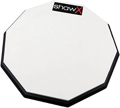 Shaw SSP06 - Pad de práctica para batería (15,24 cm)