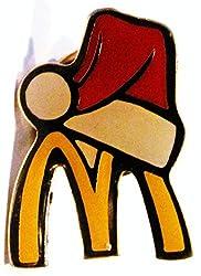 Mc Donalds - Weihnachten - Logo - Pin 20 x 15 mm