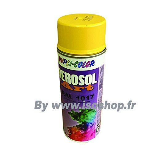 Dupli Color Spray-Farbe gelb Safran Farbe RAL 1017 Spray 400ml