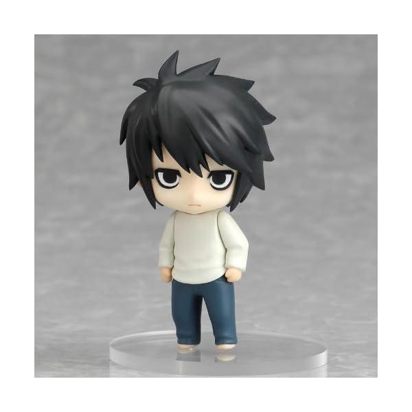 Nendoroid Petit Death Note Case File # 01 (non-scale ABS & PVC painted action figure) BOX (japan import) 3